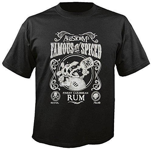 alestorm-famous-ol-spiced-t-shirt-grosse-xl