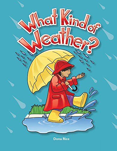 ? (Weather) (Literacy, Language and Learning) ()