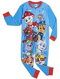 Mono de la Patrulla Canina para Niños | Personajes de Onesie Infantil | Pijama de Pijama de Skye, Chase y Marshall para niños y niñas | Mono todo en uno para niños