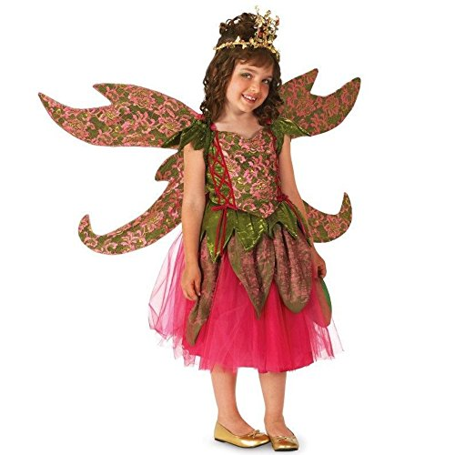 Princess Paradies Deluxe Fairy Fee Girl Mädchen Kinder Fasching Karneval Kostüm Costume (Kostüm Mickey Böse Mouse)