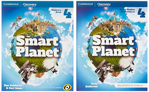 Smart Planet Level 4 Student's Pack (Special Edition for Andalucía)