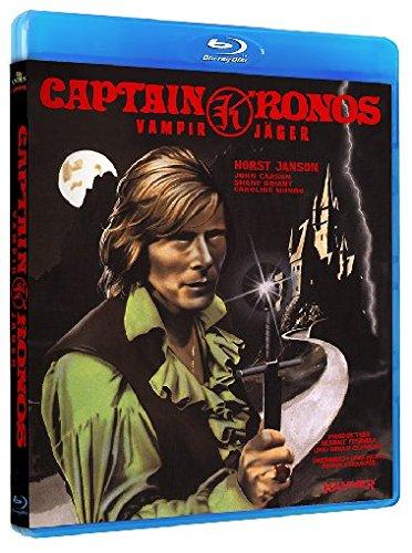 Captain Kronos - Vampirjäger - Hammer Edition Nr. 15 [Blu-ray] [Limited Edition]