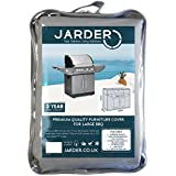 Jarder Premium Quality Large Gas Barbecue BBQ Cover | 100% Waterproof
