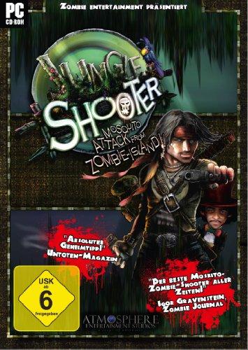 Preisvergleich Produktbild Jungle Shooter - Mosquito Attack from Zombie Island - [PC]