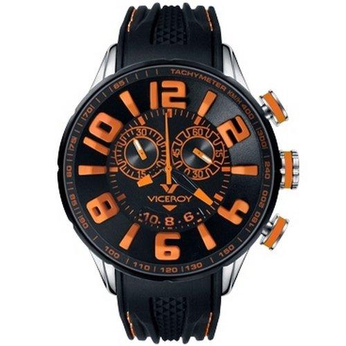Viceroy 432109-45 - Reloj Unisex Cronógrafo Caucho