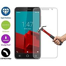 ZeWoo Protector de pantalla de vidrio templado para Vodafone Smart Prime 6 (5 pulgadas) ultra duro 9H *2.5D con un espesor de 0,33 mm