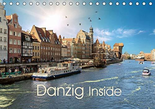 Danzig Inside (Tischkalender 2019 DIN A5 quer): Danzig, Perle der Ostsee (Monatskalender, 14 Seiten ) (CALVENDO Orte)