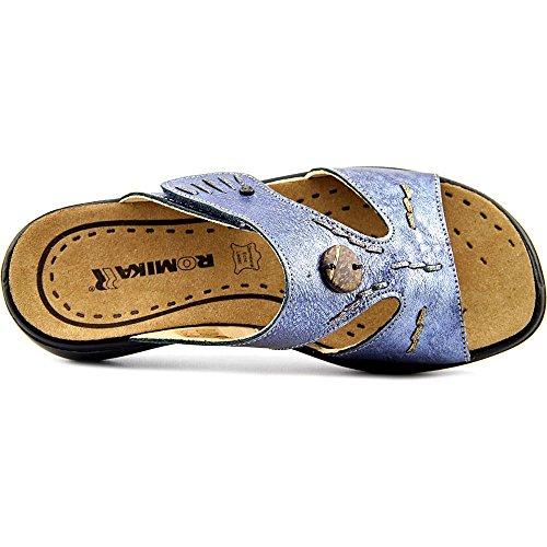 Romika Ibiza 13 Cuir Sandale blue