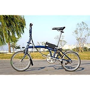 Hidden Kit per alimentazione per bicicletta elettrica