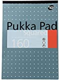 A4 5mm Squared Ruled Pads 80GSM 160 Pages (Single)