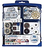 Dremel SC690 EZ SpeedClic Trennscheiben und Aufspanndorn