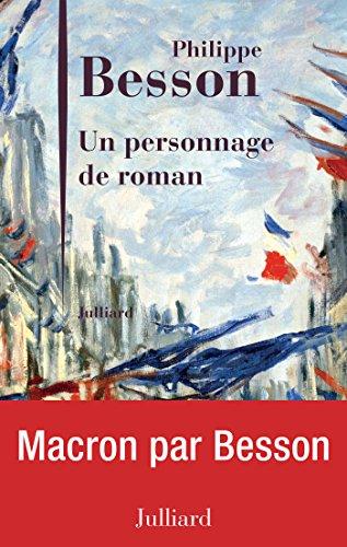 Un personnage de roman par Philippe BESSON