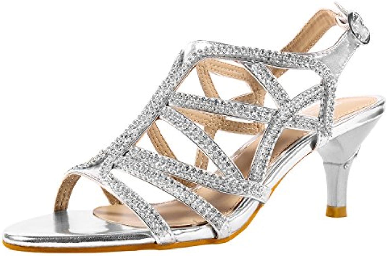 Donna   Uomo SheSole, Sandali Donna Pasto fisso fisso fisso elegante e robusto Design moderno Vendite globali   Stile elegante  2847c1