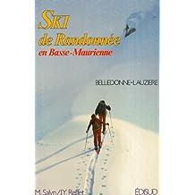 Ski de randonnée en basse Maurienne