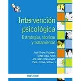 Intervención Psicológica. Estrategias, Técnicas Y Tratamientos (Psicología)