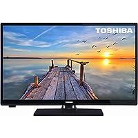 Toshiba 24W1633DB 24-Inch HD Ready LED TV - Black