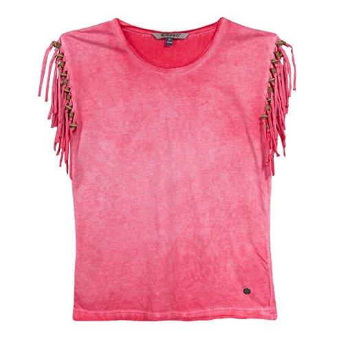 b-karo-indigo-t-shirt-fille-rose-rouge-rose-x-small-taille-fabricant-xs