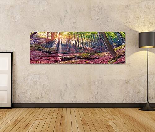 Zoom IMG-1 islandburner quadro moderno mattina d