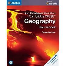 Cambridge IGCSE geography. Per le Scuole superiori. Con CD-ROM. Con espansione online