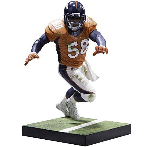 McFarlane NFL Madden 17 Series 2 VON MILLER #58 - DENVER BRONCOS Figur