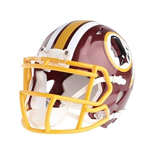 NFL Washington Redskins Revolution Speed Mini Helm