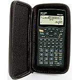 Taschenrechner Schutztasche für Sharp EL 531WH / W531H / W506