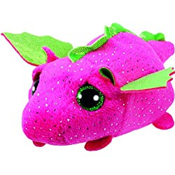 TY - Darby: Dragón, 10 cm, color rosa (United Labels Ibérica 41247TY)