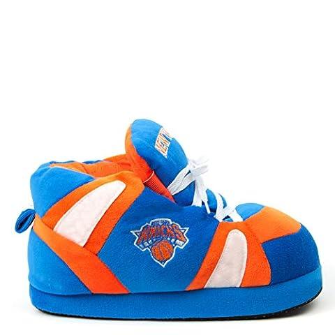 Sleeper'z Hausschuhe - New York Knicks - NBA Basketball Team Puschen - XL