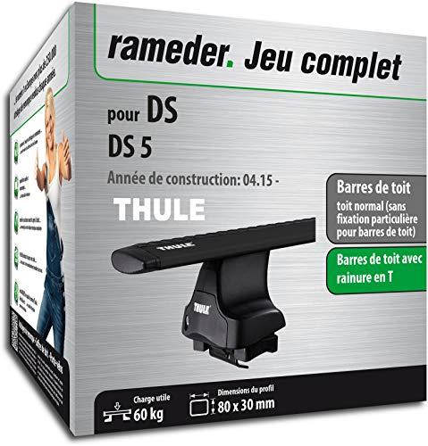 Rameder Pack Barres de Toit WingBar Evo pour DS DS 5 (118431-14959-2-FR)
