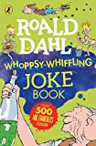 Best Book For 7 Year Old Boys - Roald Dahl Whoppsy-Whiffling Joke Book Review