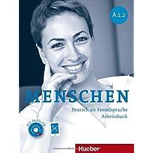 Menschen. A2.2. Arbeitsbuch. Per le Scuole superiori. Con CD Audio. Con espansione online: MENSCHEN A2.2 Ab+CD-Audio (ejerc.): 4