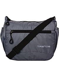 eb93cc773647 Grey Messenger   Sling Bags  Buy Grey Messenger   Sling Bags online ...