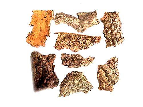 Ricevi 1,5 kg di sughero corteccia naturale varie misure piu' 1 mazzo 40 carte napoletane scopa oggetti per presepe pastori san gregorio armeno artigianali shepherds crib