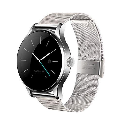 Docooler K88H Smart Band Bracelet Watch Monitor della frequenza cardiaca del Sonno Monitor Intelligent Reminder Anti-Perso...