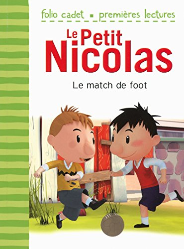 Le Petit Nicolas (Tome 27) - Le match de foot par Emmanuelle Lepetit