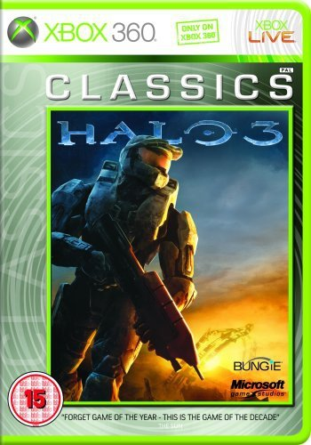 Halo 3 - Classics Edition (xbox 360)