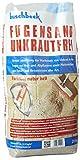 Buschbeck Fugensand Unkrautfrei NATUR HELL 20kg-Sack (1,25€/kg)