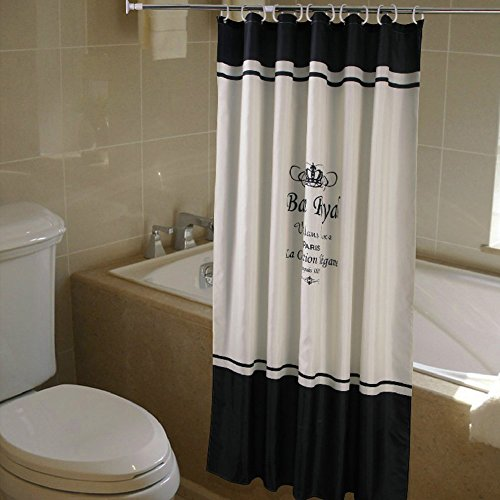 s-zone-royal-crown-motif-moisissure-preuve-polyester-tissu-72-72-pouces-rideau-de-douche-avec-12-cro