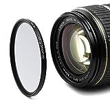 UV Filtro para Sigma 105mm F2.8 EX DG OS HSM Makro 18-50 F3.5-5.6 70-300mm F4-5.6 (58mm)