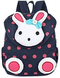 Preisvergleich für FRISTONE Süß Kaninchen Mini Rucksack Kinder Babyrucksack Kindergartenrucksack Backpack Schultasche Kleinkind Mädchen...