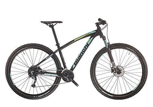 Bianchi Mountain Bike 29' Kuma 29.2 27V Alvio/Altus Nero/MambaOpaco (43 cm)