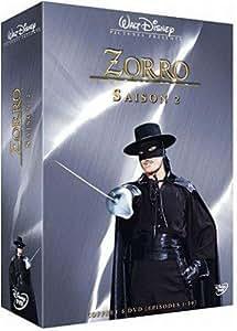 Zorro - Saison 2
