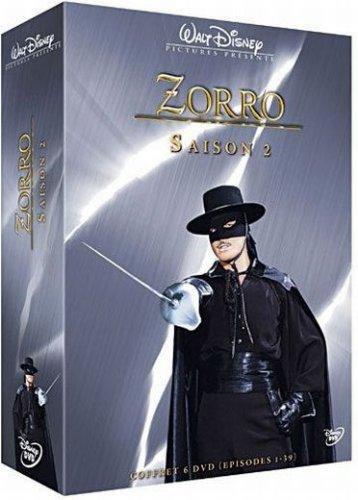 Zorro – Saison 2 [Alemania] [DVD] 51Ue4LzKslL