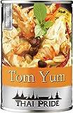 Thai Pride Tom Yum Suppe, servierfertig, 6er Pack (6 x 400 ml)