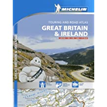 Michelin Great Britain & Ireland Touring and Road Atlas