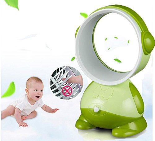 Preisvergleich Produktbild Blattloser Ventilator   Mini USB Oszillations  Ventilator Keine Klingen