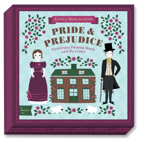 Babylit Pride & Prejudice Playset with Book: Counting Primer Book and Playset por Jennifer Adams
