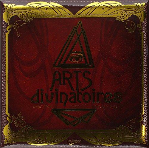Coffret Arts divinatoire : Tarots divinatoires, radiesthsie, spiritisme, runes