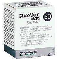 glucomen 79prueba rayas Areo Sensor Import (50unidades)