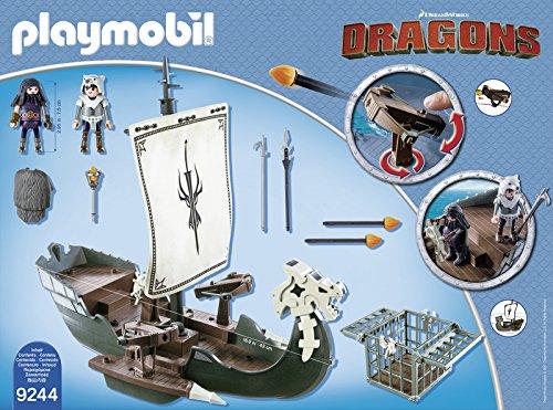Playmobil 9244 – Nave Di Drago - 2